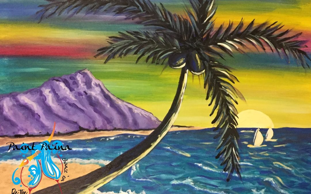 Paint Pāʻina – at Turtle Bay Resort – Lobby Lounge – Waikiki
