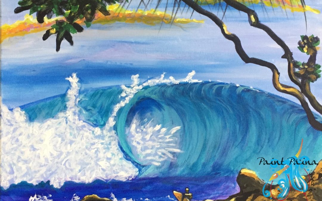 Paint Pāʻina – Private Party – Rocky Point
